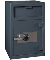 30 x 20 Depository Safe with Inner Locking Compartment Drawer FD-3020CILK