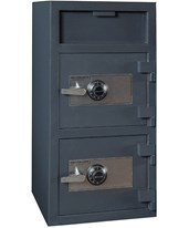 40 x 20 Double Door B-Rated Depository Safe FDD-4020CC