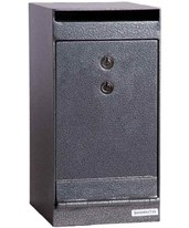 B-Rated Depository Safe with Dual Key Lock HDS-01K