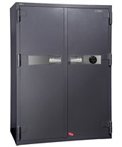 2-Hour Fireproof Office Safe with Two Doors HS-1750E