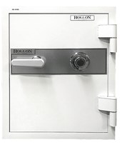 1.5 Cubic Feet 2-Hour Fireproof Home Safe HS-610D