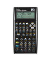 HP 35S Scientific Calculator, 14 Characters LCD 2215AA
