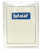 Infolef Single Sheet Literature Display (20 Pairs) 1000