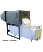 870 Baler for Large Industrial Shredders 475901