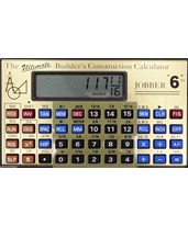 Jobber 6 Calculator JOB6