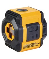 Johnson Self-Leveling Cross-Line Laser 40-6603