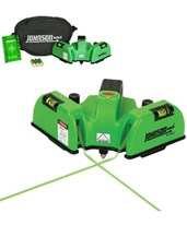 Johnson Level Heavy Duty Flooring Laser with GreenBrite Technology 40-6622