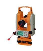 Johnson Level 5-Second Electronic Digital Theodolite with Laser 40-6936