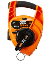 100 Feet 3X High Speed Giant Chalk Line Reel G3X