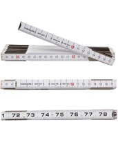 Metric Wood Folding Ruler (10-Pack) WR18M_x10