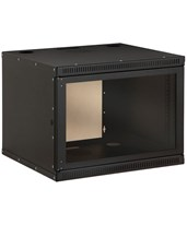 8U Security Wall Mount Cabinet 1915-3-100-08