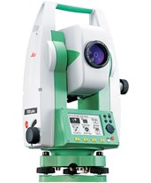 "Leica TS02 Plus 7"" R500 Basic Total Station Package 6007889"