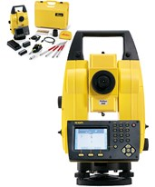 Leica iCON Builder 60 Manual Total Station Kit 6008669