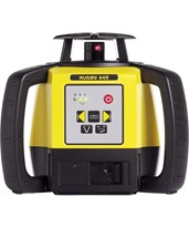 Leica Rugby 640 Rotary Laser Level 6011154