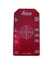 Small Red Laser Target Insert for Piper Series Pipe Lasers 756088