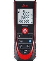 Leica Disto D2 with Bluetooth Laser Distance Meter 838725