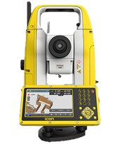 iCON Builder 70 Manual Total Station 868588