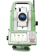FlexLine TS10 1-Second Reflectorless Manual Total Station with R500 EDM 868821