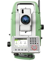 FlexLine TS07 5-Second Reflectorless Manual Total Station with R1000 EDM 868842