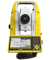 iCON Builder 50 Manual Total Station 868584