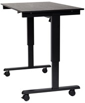 Electric Standing Desk STANDE-60-BK/DW