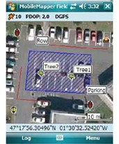 Ashtech MobileMapper Field Software 990604