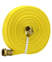 "Myti-Flo ¾"" Mop-up Fire Hose w/ GHT Coupling 235070501TY"