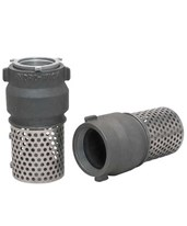 "Wick Foot Valve/Strainer 1.5"" Female NPSH 70FLFV15PF"
