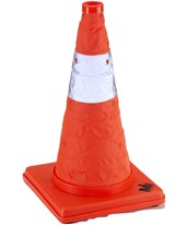 Collapsible Traffic Cone 17714-1-18