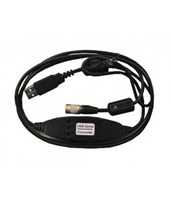 Total Station to PC - USB Converter Cable for Nikon Nivo M, DTM, NPL 322/322+, Spectra Focus 6 total stations HQK45000