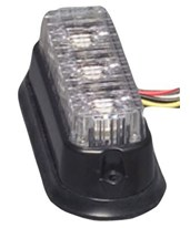 North American Signal Company Surface Mount Warning Light LED3000-A
