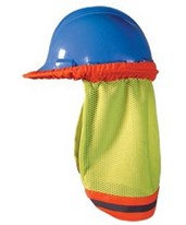 Occunomix High Visibility Mesh Hard Hat Shade OK-5057009