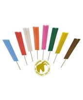QuikStake Survey Stake Flags (100 Per Box) QUIK-STAKE-BL