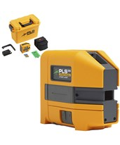 PLS 3G Green Beam 3-Point Laser Level 5009369