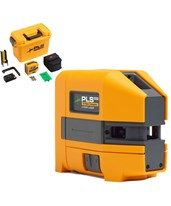 PLS 5G Green Beam 5-Point Laser Level 5009406
