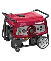 Powermate Dual Fuel Series Portable Generator 6957