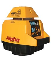 Pro Shot Alpha Series Self-Leveling Rotary Laser 020-0020P