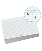 All-Weather Index Cards 191