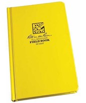 All-Weather Fabrikoid Hard Cover Field Book 350F