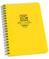 Spiral Field Book (Pocket-Sized) 353