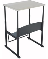 AlphaBetter Adjustable-Height Stand-Up Desk 1201BE