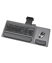 Ergo-Comfort Articulating Keyboard and Mouse Arm 2137
