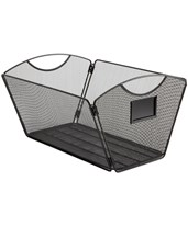 Onyx Mesh Desktop Tub File (Qty. 6) 2162BL