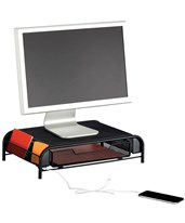 Powered Onyx Monitor Stand 3230BL