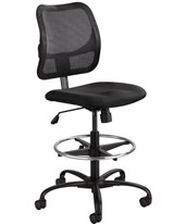 Vue Extended-Height Drafting Chair 3395BL