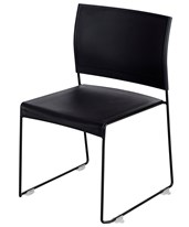 Currant High-Density Stack Chair (Qty 4) 4271BB