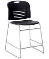 Vy Sled Base Chair 4296BL