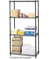 Commercial Wire Shelving 5276BL
