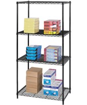Industrial Wire Shelving 5285BL