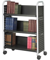Scoot Book Cart 5336BL